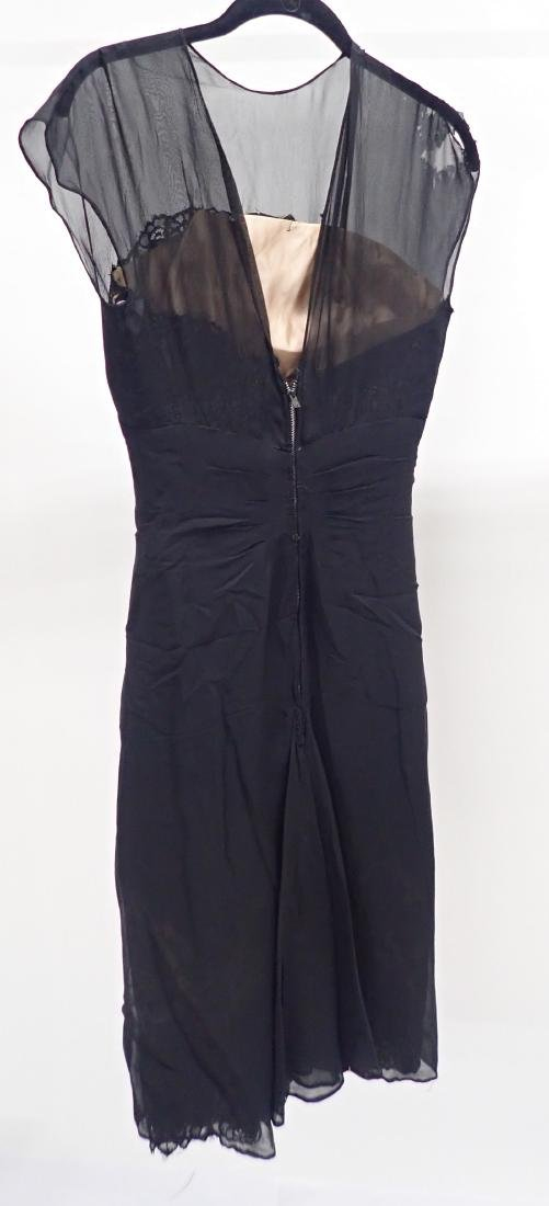 Vintage Black Lace Accent Dress Assortment - 7