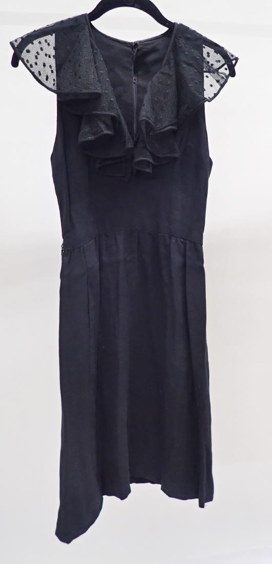 Vintage Black Lace Accent Dress Assortment - 8