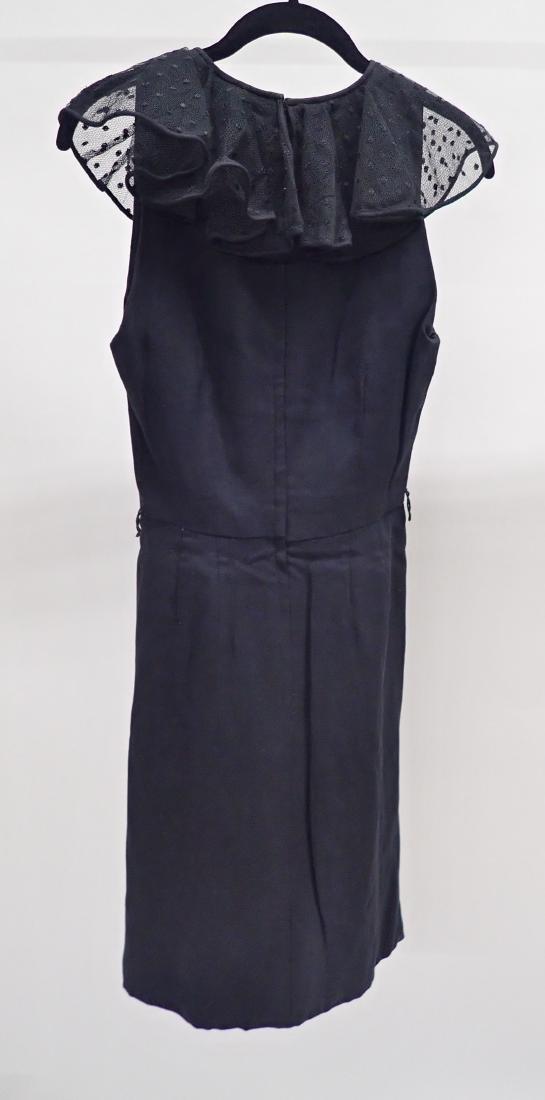 Vintage Black Lace Accent Dress Assortment - 9