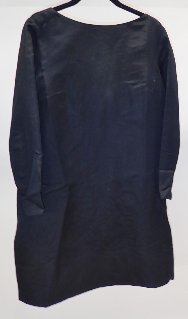 Three Assorted Vintage Black Dresses - 6