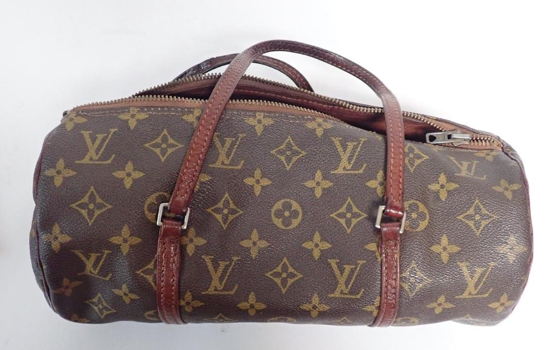 Two Vintage Louis Vuitton Monogram Bags - 2