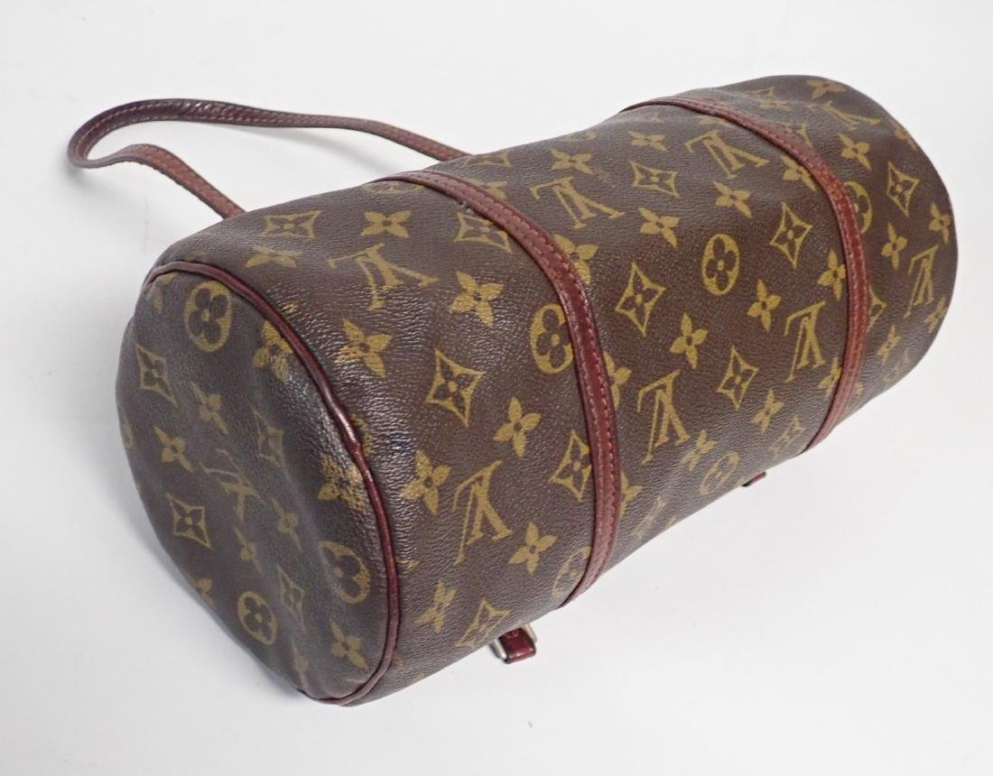Two Vintage Louis Vuitton Monogram Bags - 3