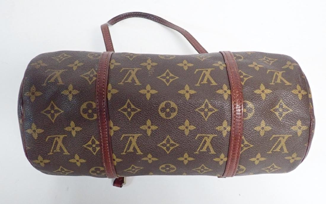Two Vintage Louis Vuitton Monogram Bags - 4