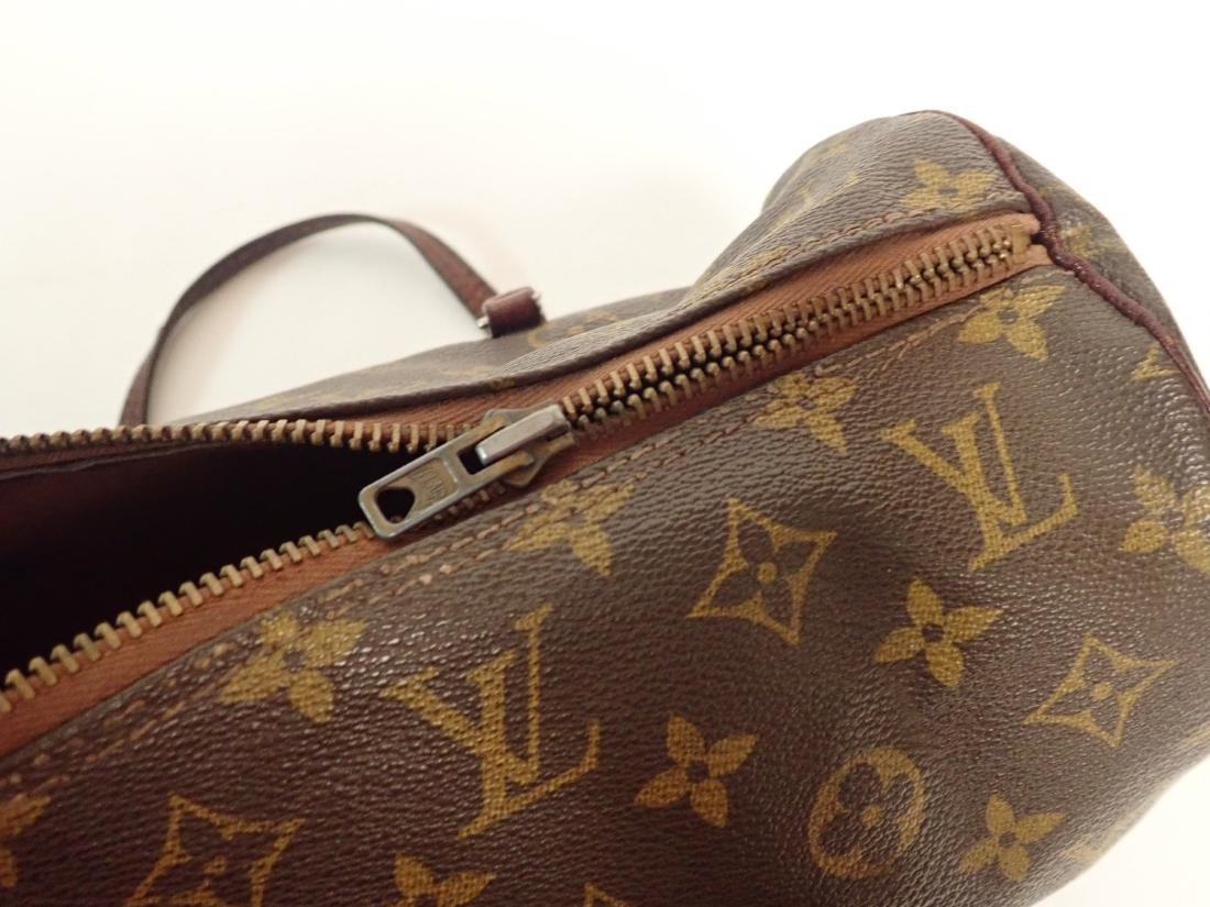 Two Vintage Louis Vuitton Monogram Bags - 5