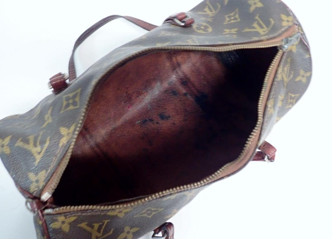 Two Vintage Louis Vuitton Monogram Bags - 6