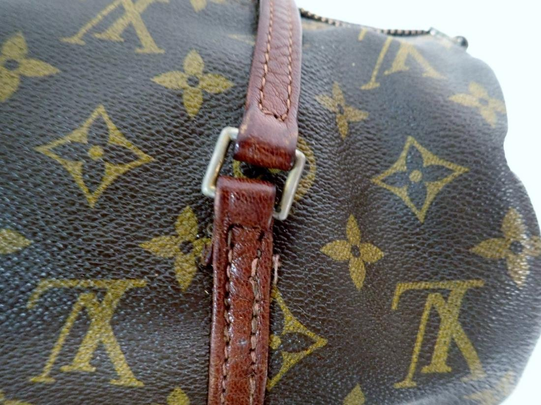 Two Vintage Louis Vuitton Monogram Bags - 7