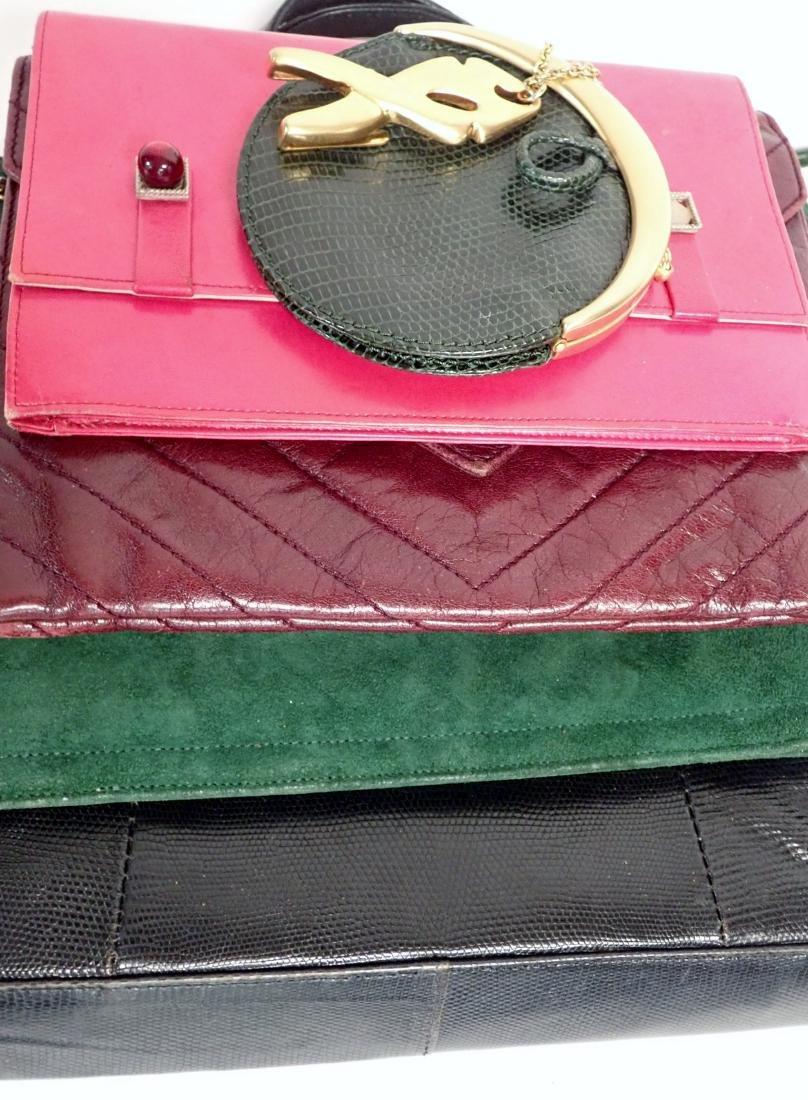 Vintage Designer Handbag Collection
