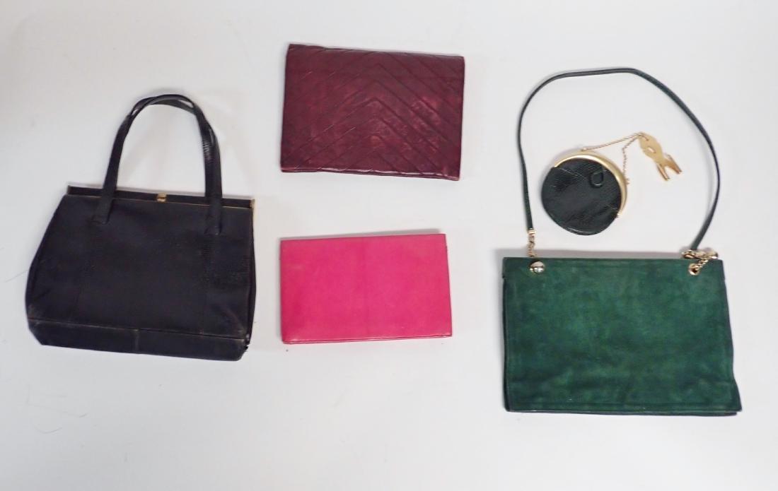 Vintage Designer Handbag Collection - 3