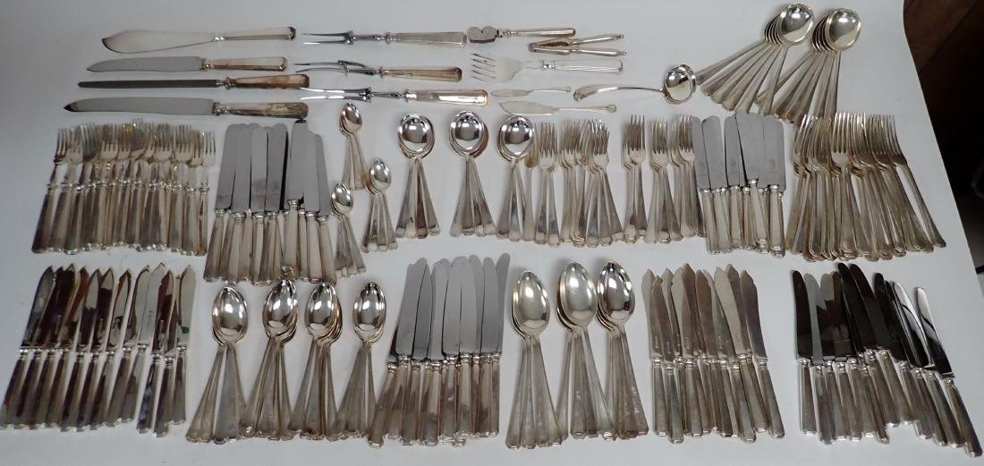 Mappin & Webb Silverplate Flatware Collection - 10