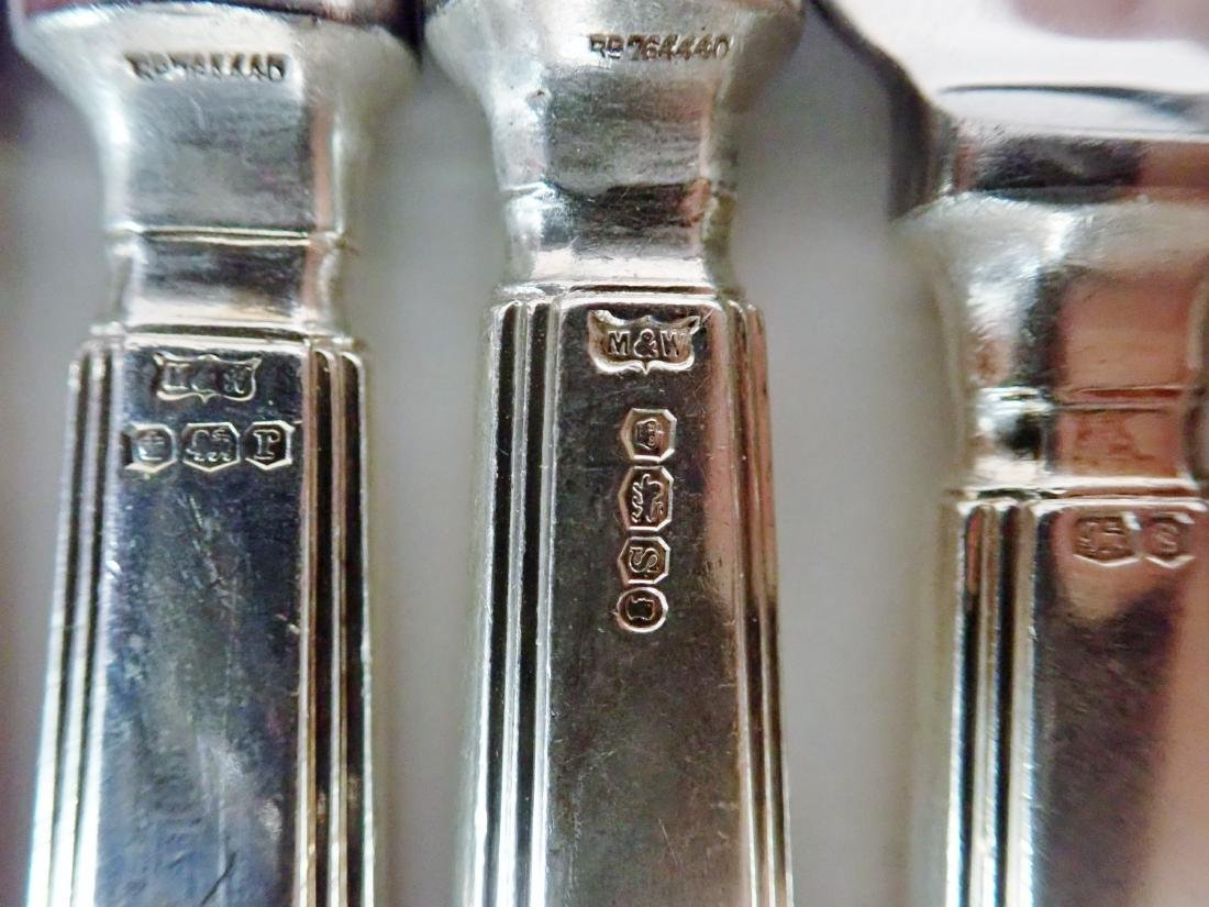 Mappin & Webb Silverplate Flatware Collection - 4