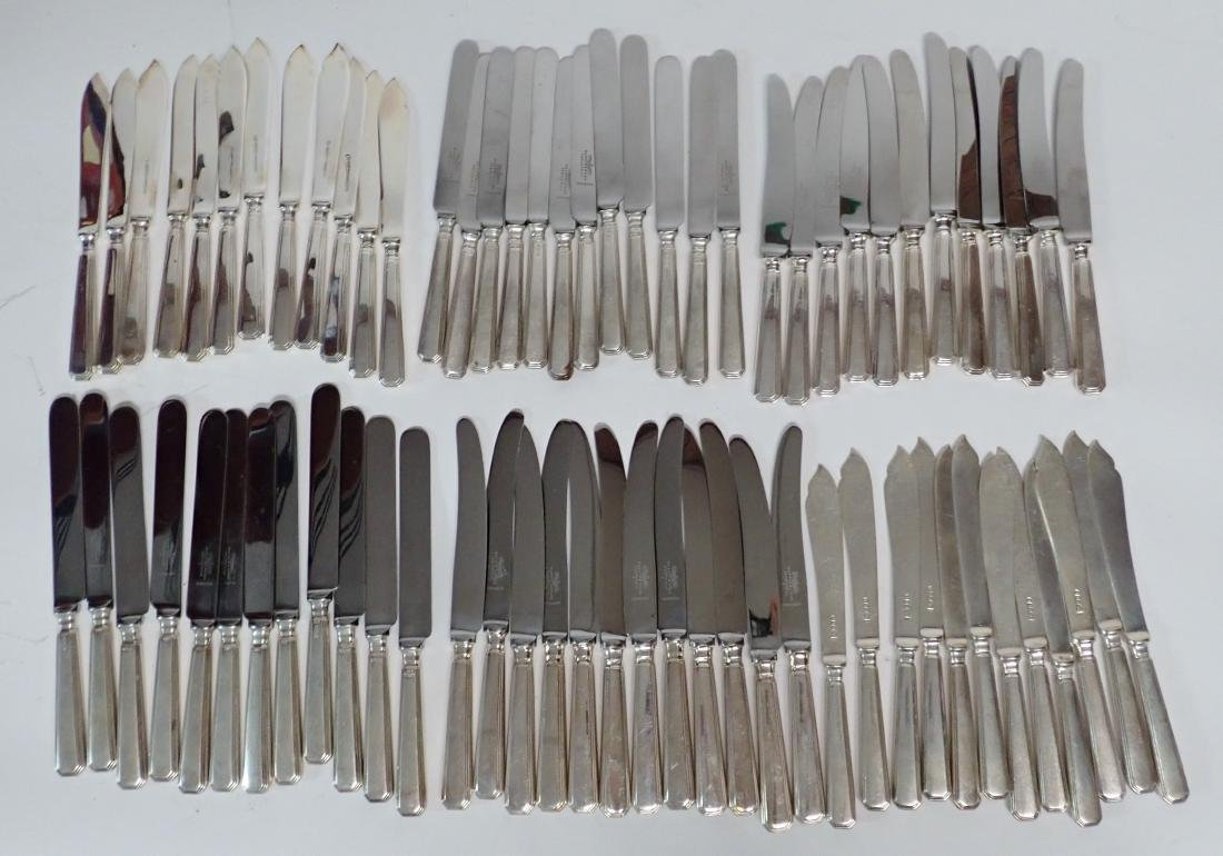 Mappin & Webb Silverplate Flatware Collection - 5