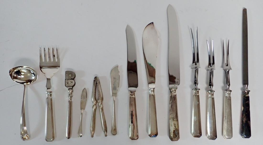 Mappin & Webb Silverplate Flatware Collection - 6