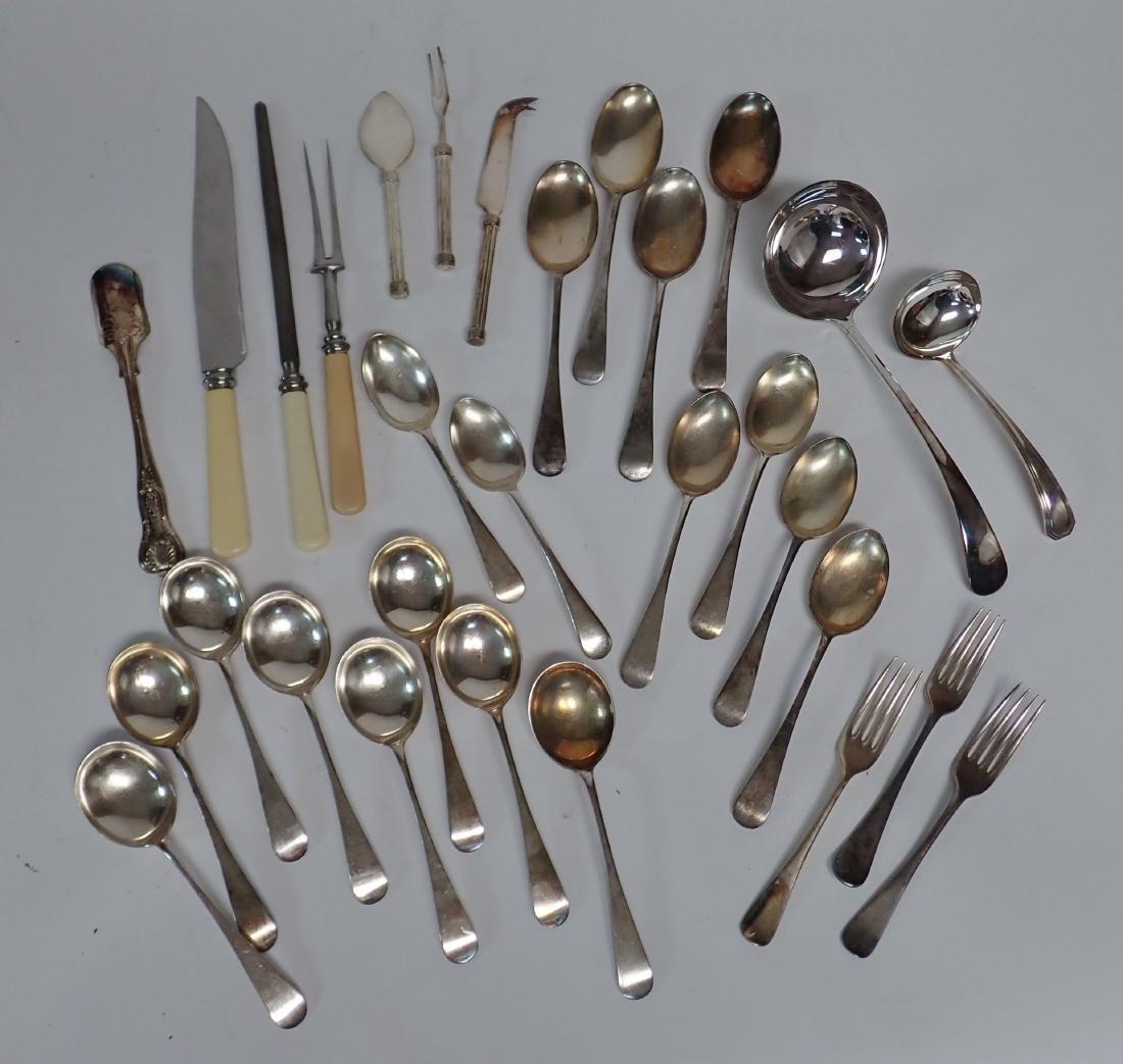 Silverplate Serving Ware Assortment