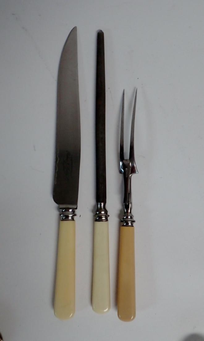 Silverplate Serving Ware Assortment - 6