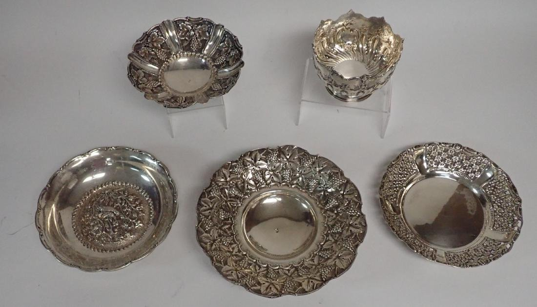 Reposse Sterling Silver Bowl Collection