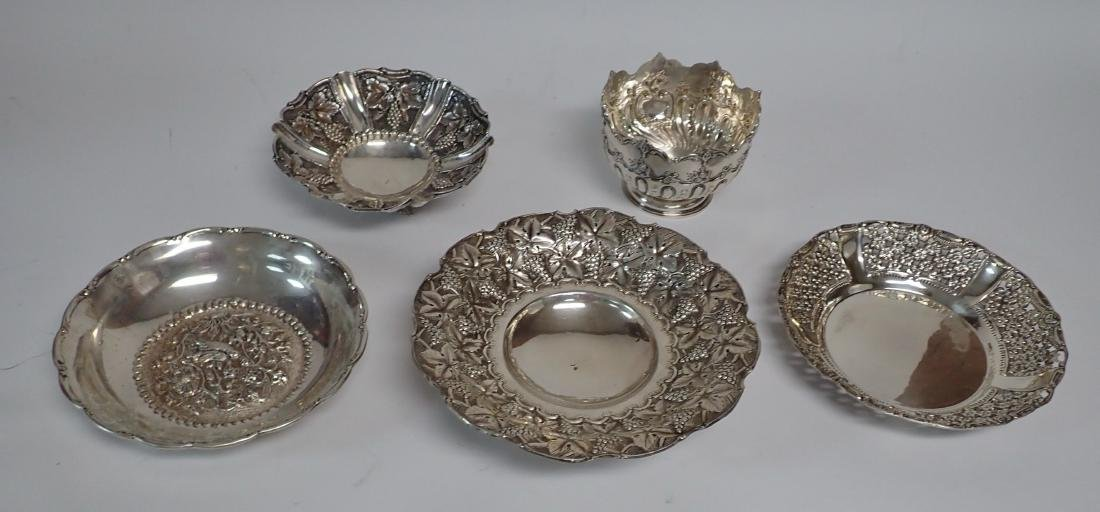 Reposse Sterling Silver Bowl Collection - 2