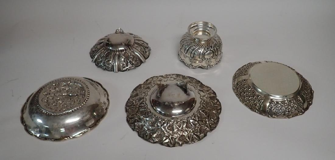 Reposse Sterling Silver Bowl Collection - 3