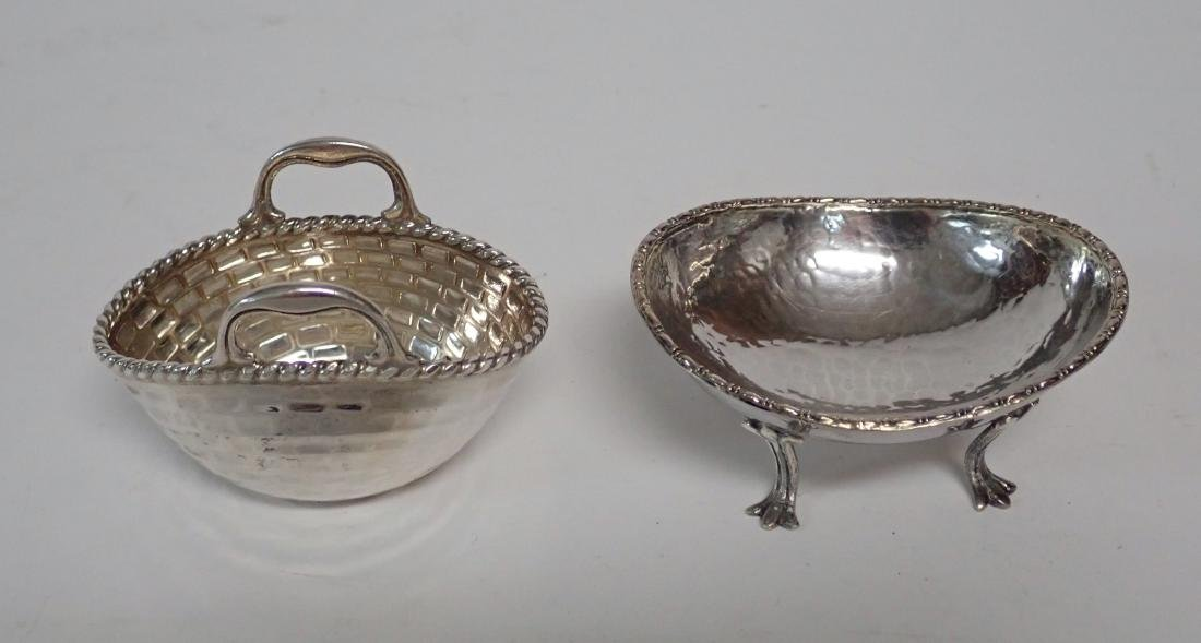 Five Assorted Sterling Silver Bowls - 9