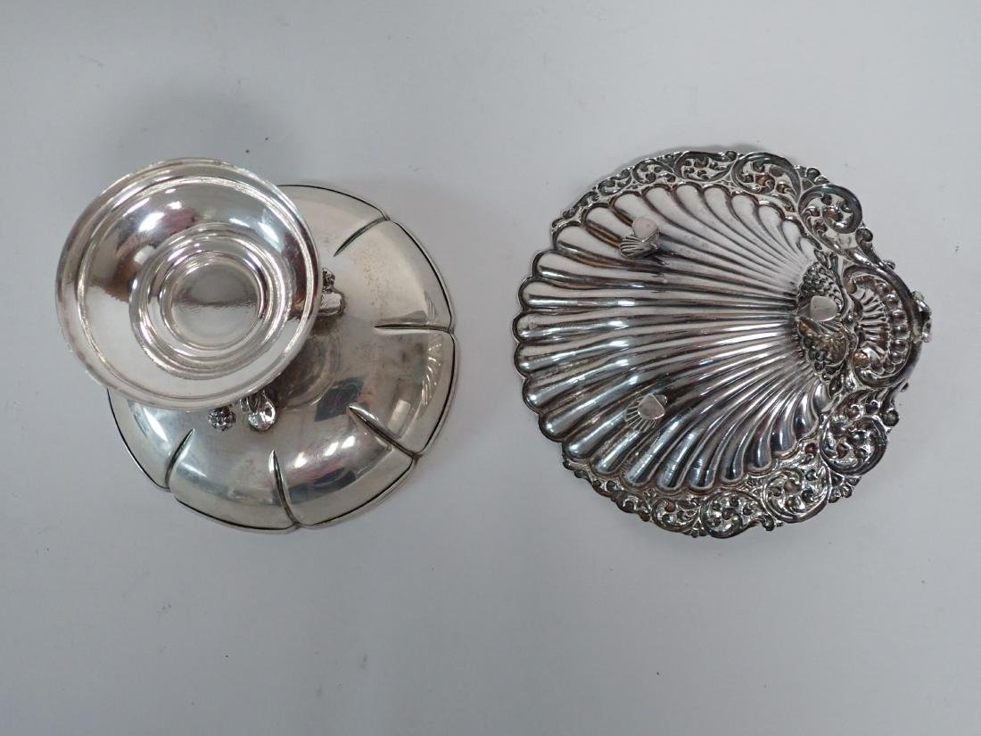 Sterling Silver Compote & Footed Bowl - 7