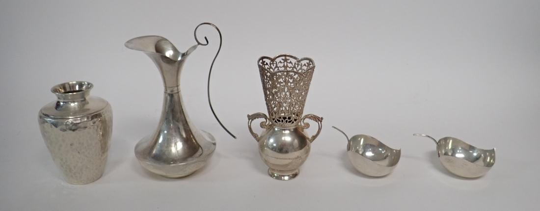 Vintage Sterling Silver Vessel Assortment - 6