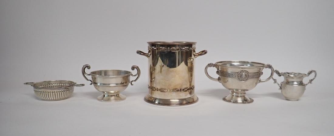 Sterling Silver Vintage Handled Vessels - 4