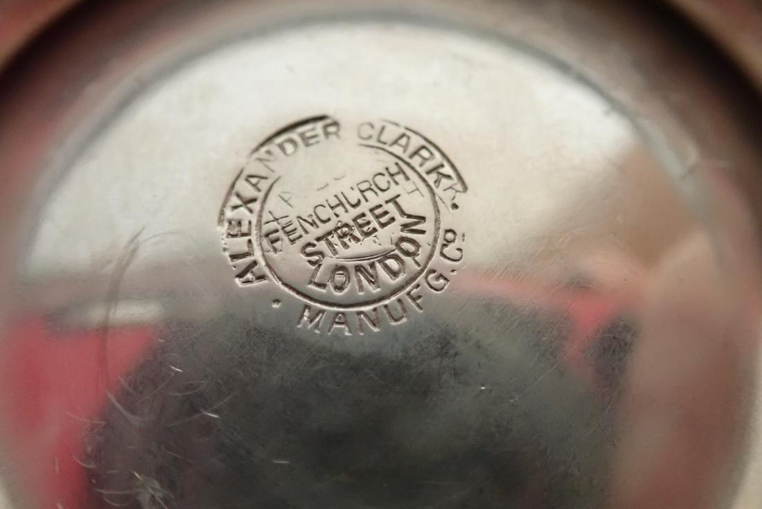 Sterling Silver Vintage Handled Vessels - 7