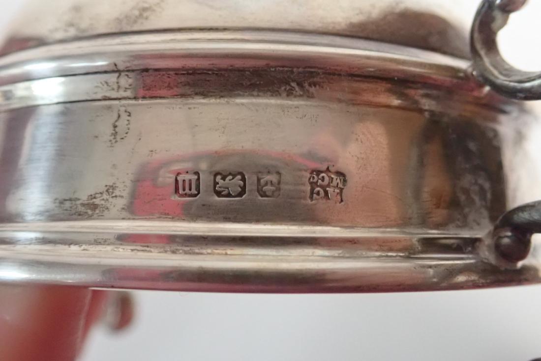 Sterling Silver Vintage Handled Vessels - 8