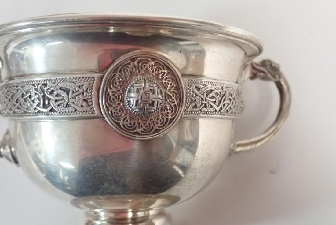 Sterling Silver Vintage Handled Vessels - 9