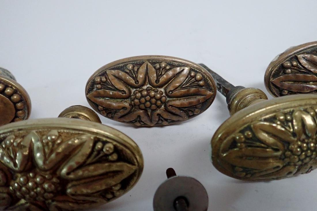 Assorted Vintage Handles, Pulls & Knobs - 6