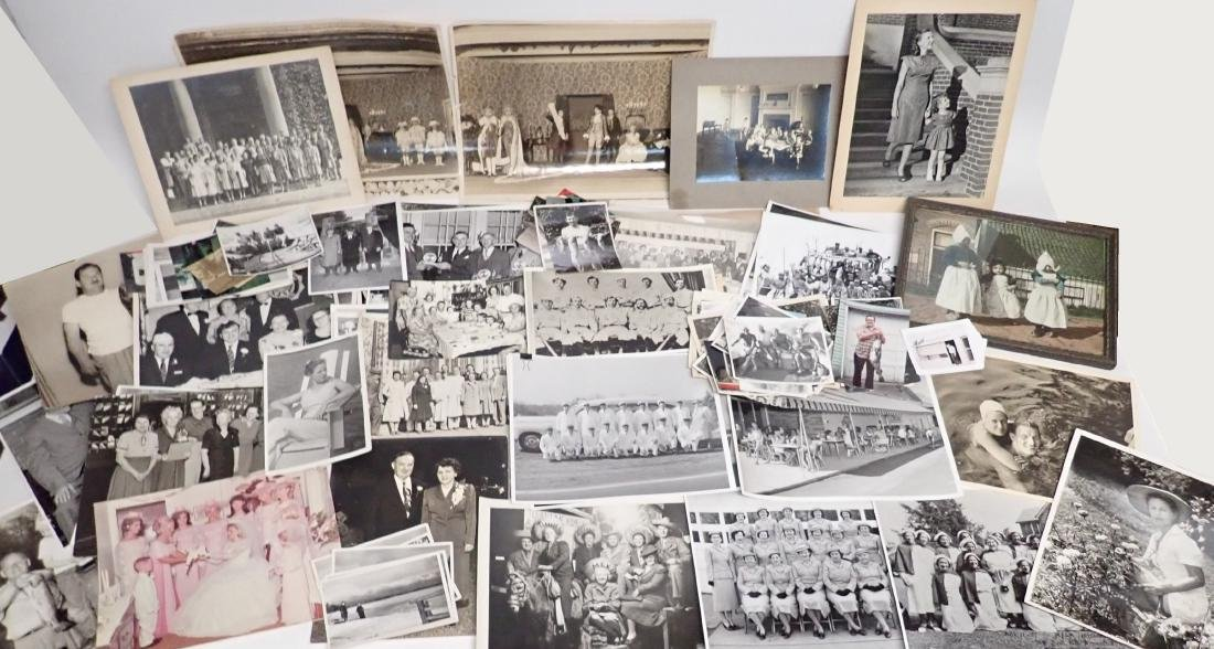 Collection of Vintage Professional Photographs - 5