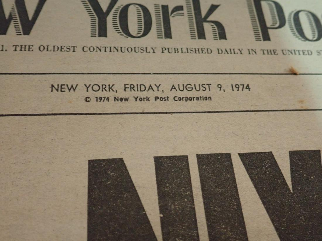 Grouping of Vintage Newspapers (1930's-1970's) - 6
