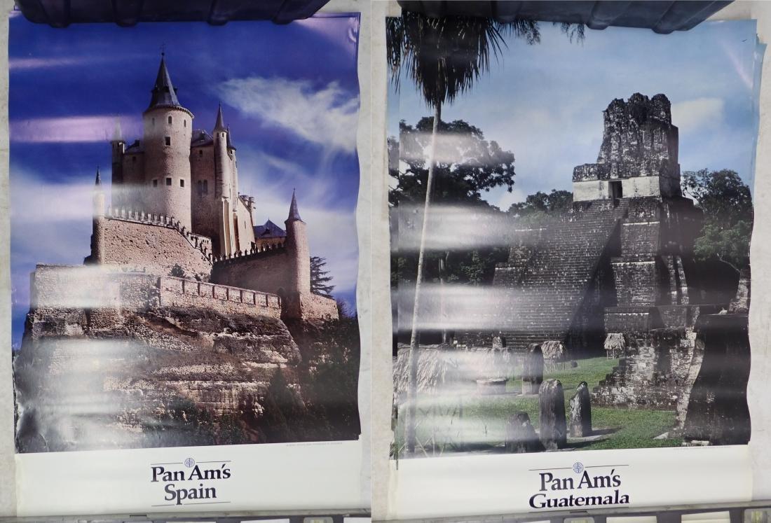 Grouping of Vintage Pan American Airways Posters - 6
