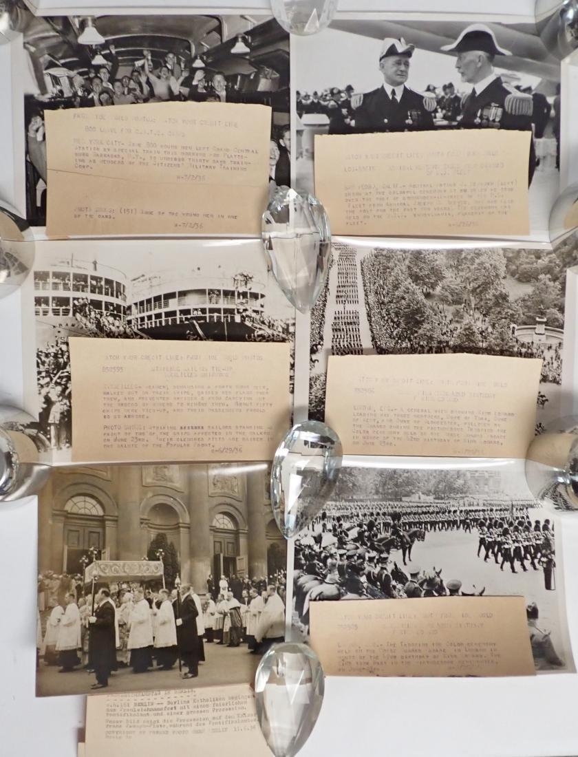 1936 Wide World Photos & Official Military Photos - 7