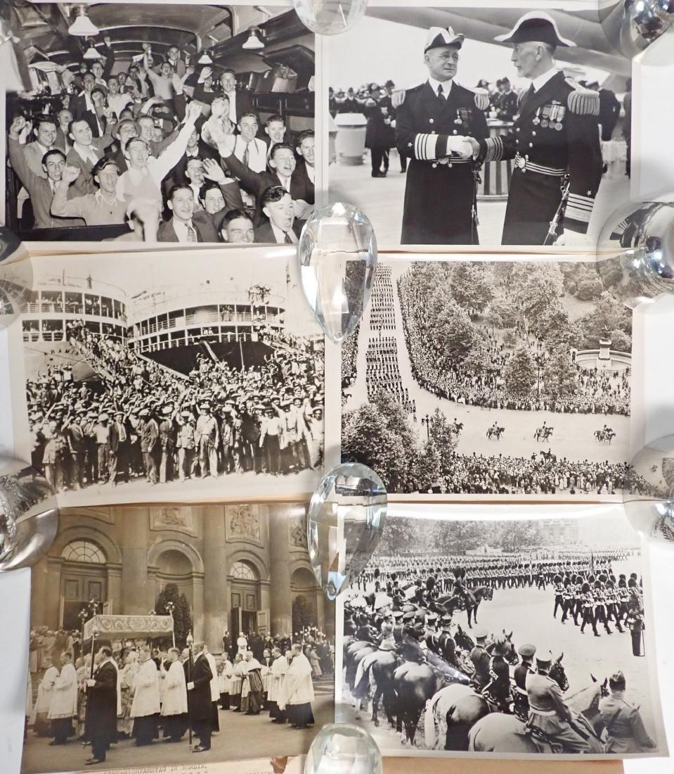 1936 Wide World Photos & Official Military Photos - 8