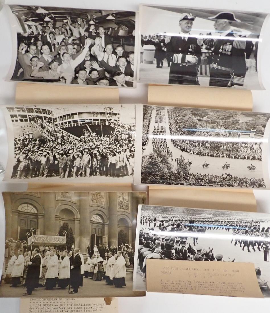 1936 Wide World Photos & Official Military Photos - 9
