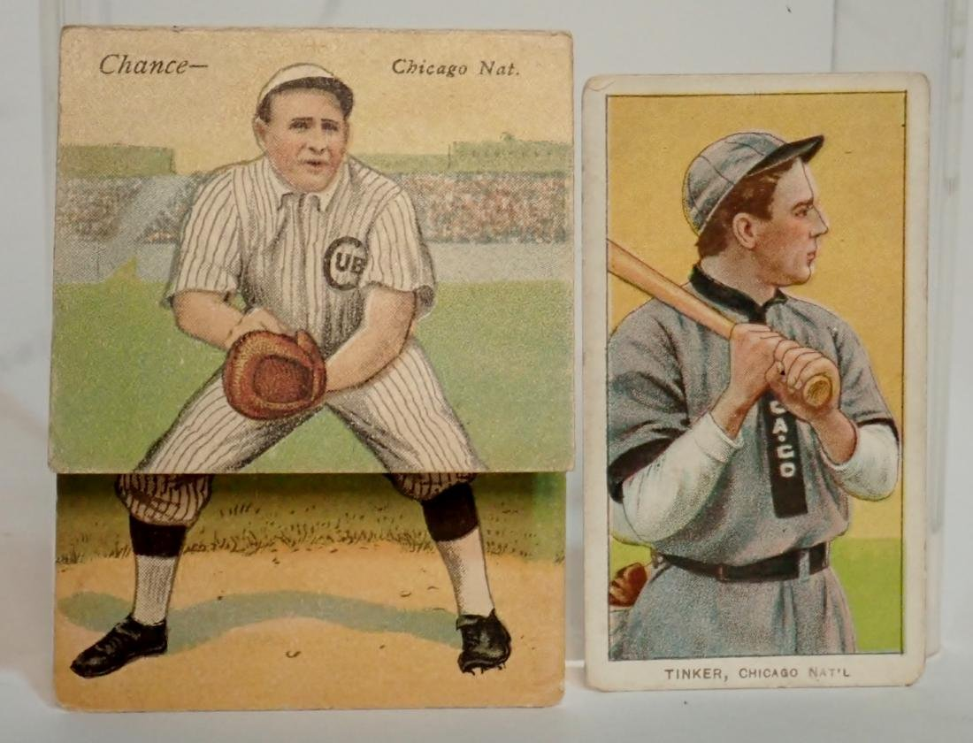Antique Tobacco Cards