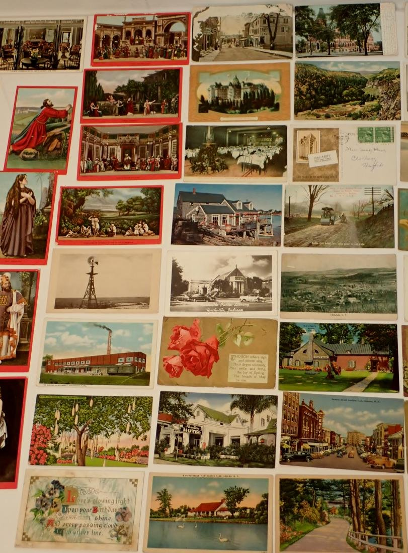 Collection of Antique Postcards - 2