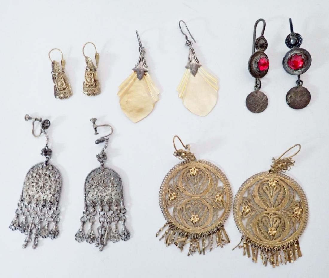 Vintage Earring Collection