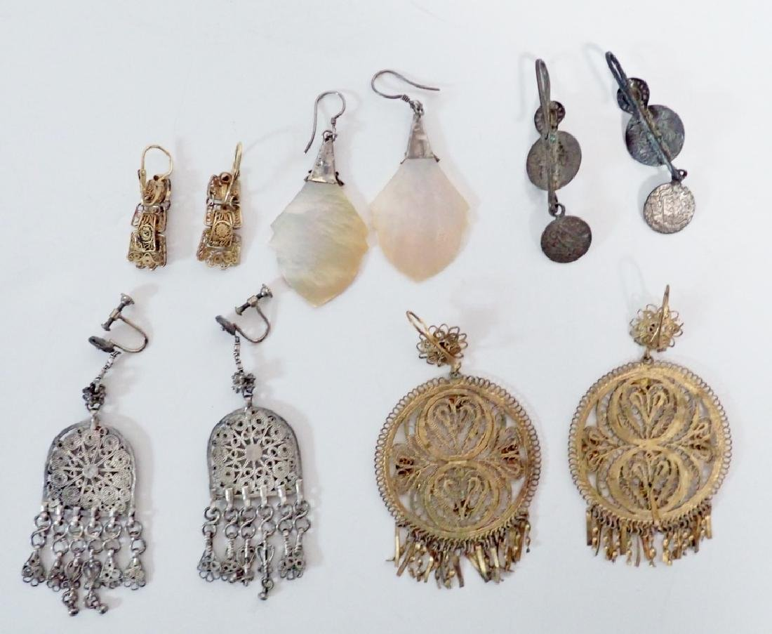 Vintage Earring Collection - 2