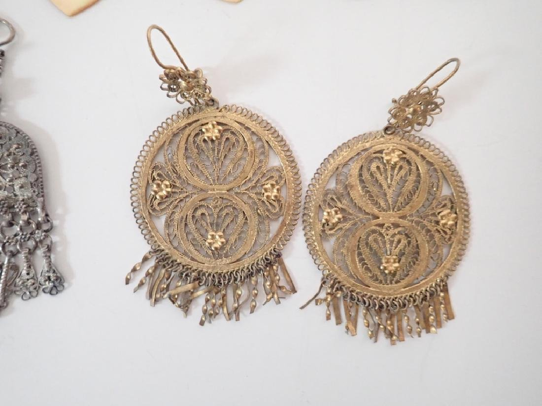Vintage Earring Collection - 3