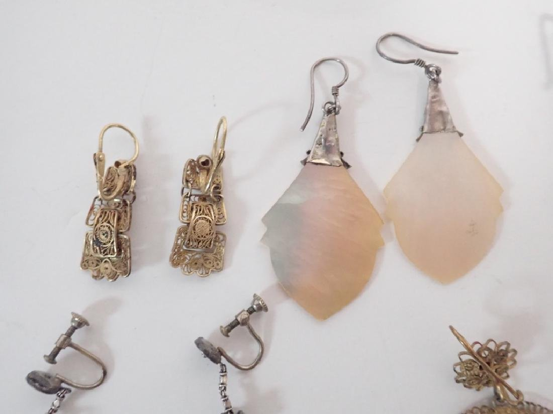 Vintage Earring Collection - 8