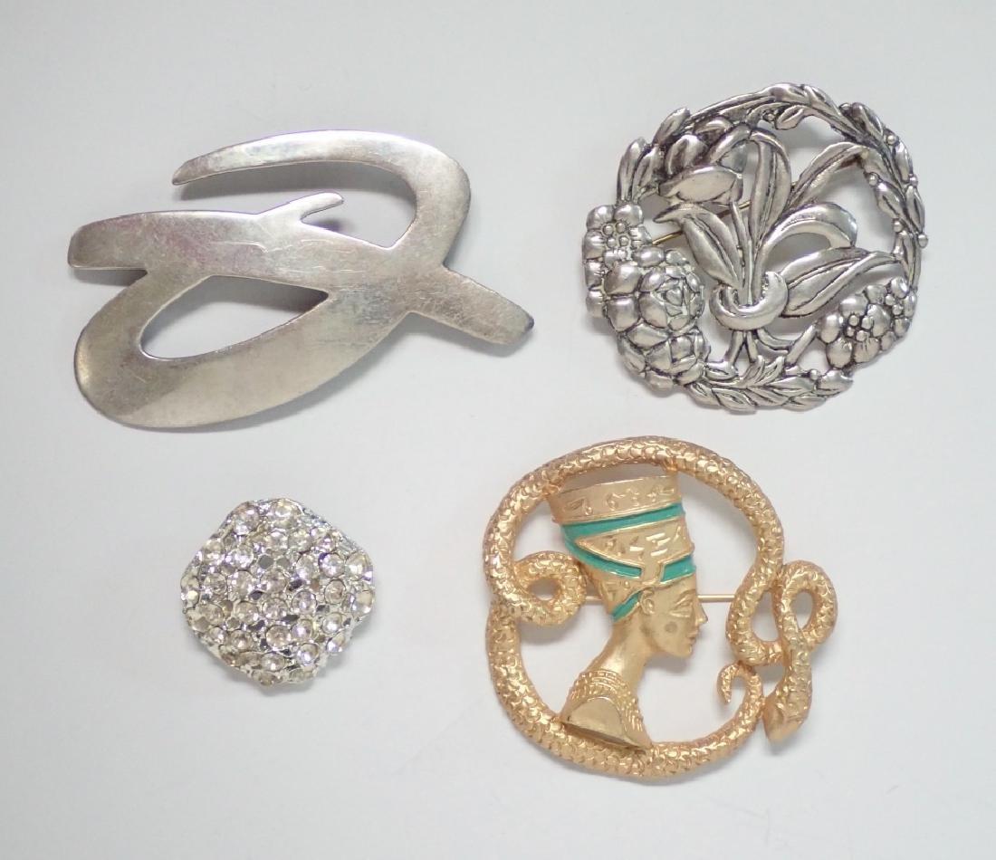 Vintage Brooch Assortment