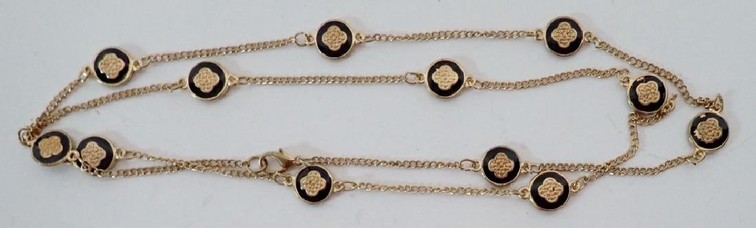 Assortment of Gold & Gold Tone Jewelry - 8