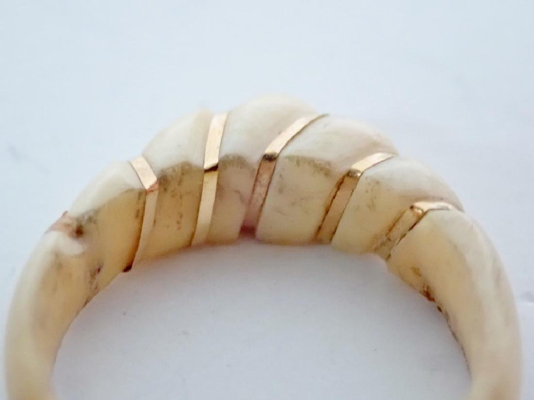 Assortment of Gold & Gold Tone Jewelry - 9
