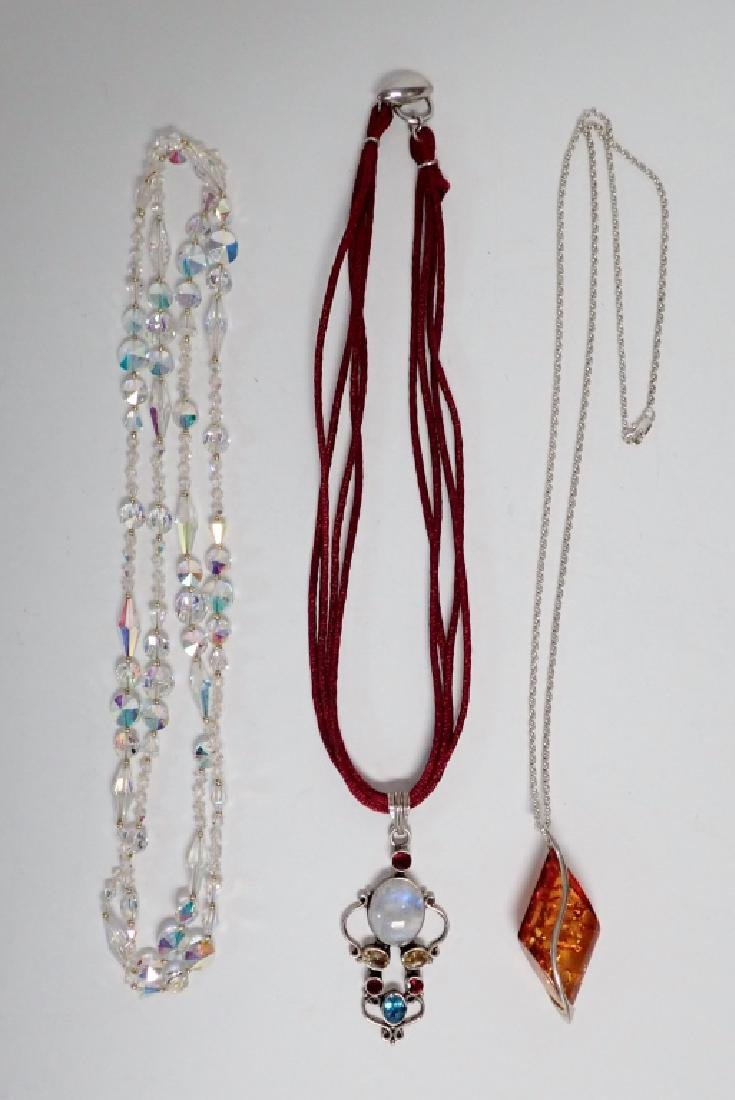 Collection of Three Statement Necklaces