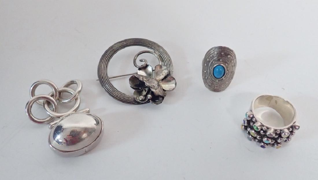 Silver Jewelry Assortment