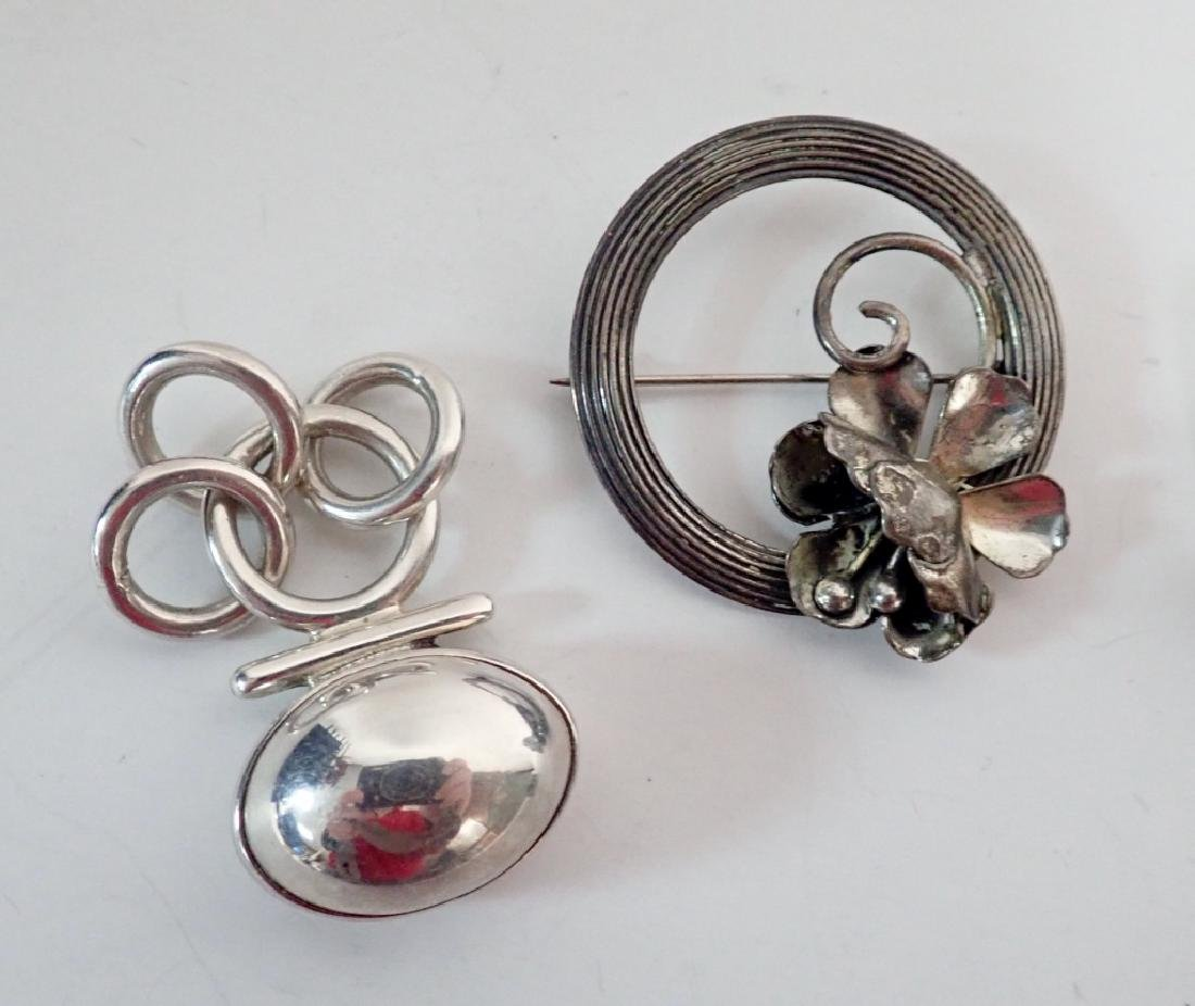Silver Jewelry Assortment - 3