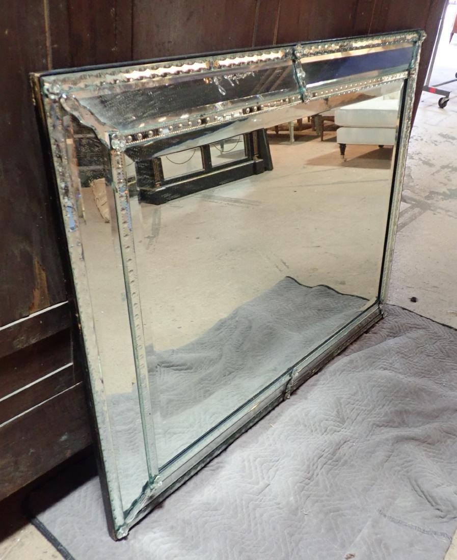 Large Vintage Venetian-Style Wall Mirror - 10