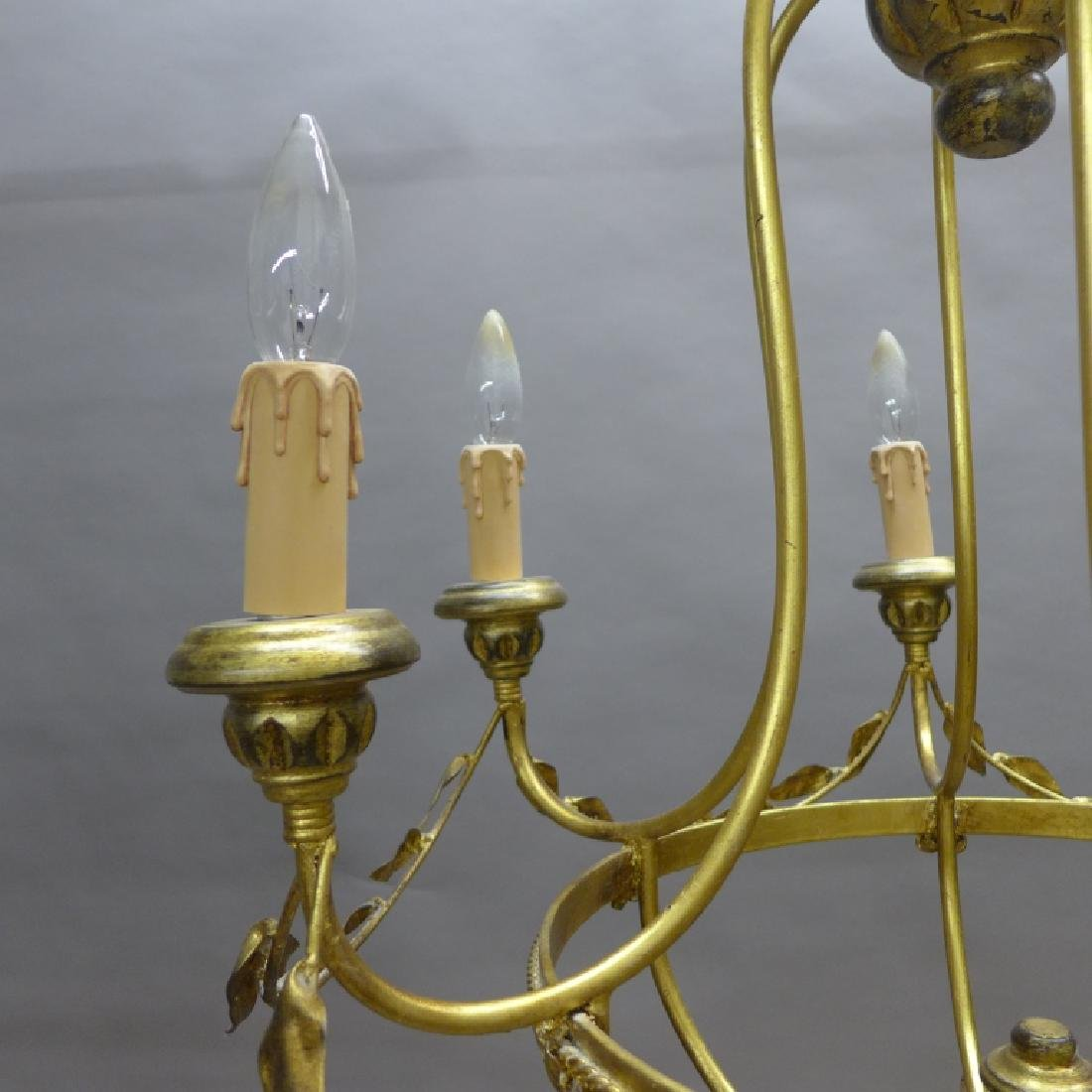 Neoclassical Style Chandelier - 10
