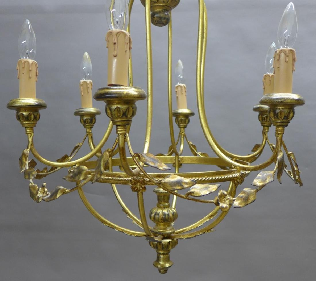 Neoclassical Style Chandelier - 3